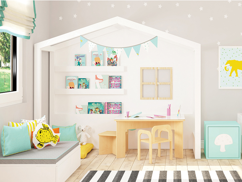 Nursery and Kid's Furniture