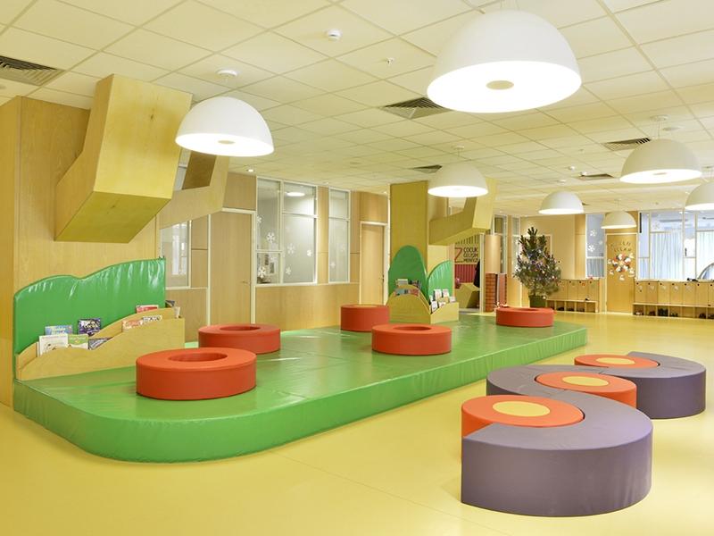 2.Crocodily-İz Çocuk Gelişim Merkezi Ortak Alan