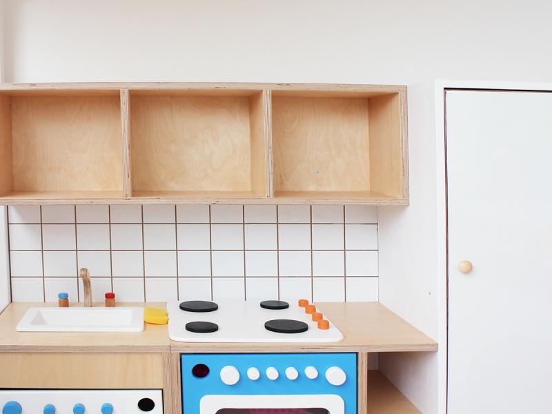 3-Crocodily-Anaokulu Sınıfı Oyun Evi Tasarımı-Mutfak