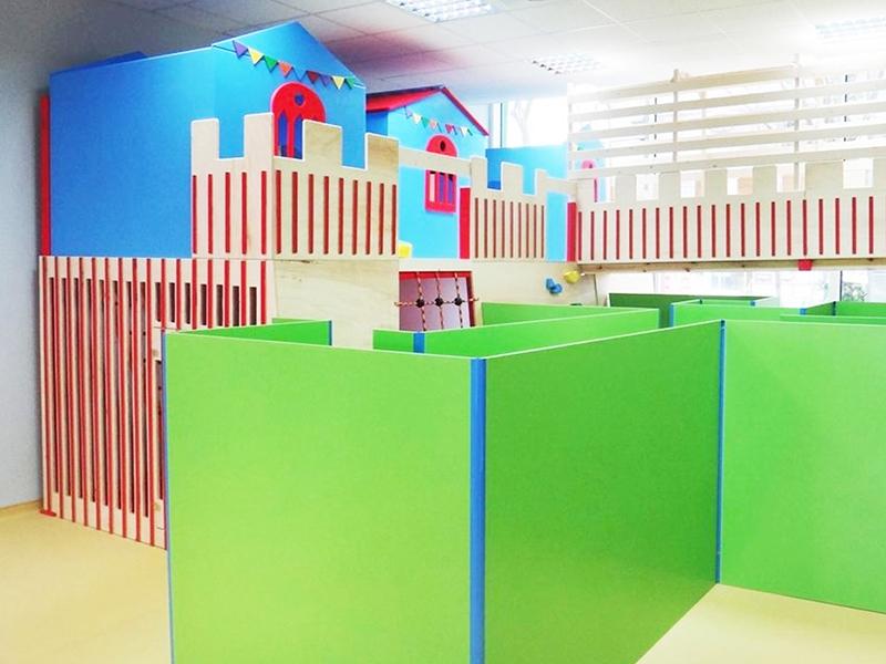 4.Crocodily-Küçükçekmece Belediyesi Anaokulu Labirent Oyun Alanı
