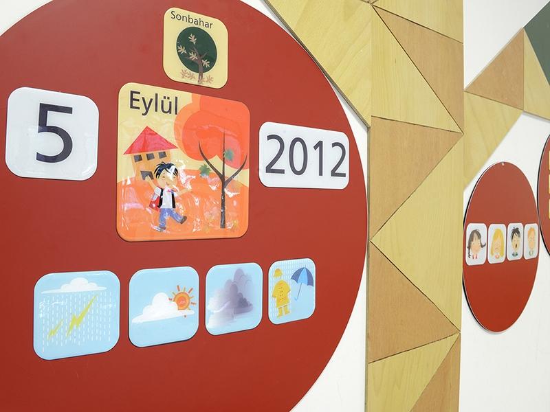 9.Crocodily-İz Çocuk Gelişim Merkezi Magnet Tasarımı ve Mıknatıslı Pano